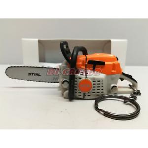 Portachiavi motosega STIHL con rumore motore a batteria Gadget ORIGINALE