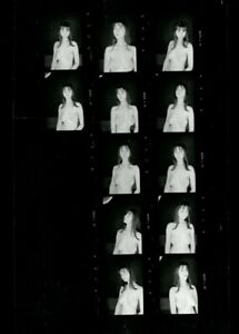Vintage PINUP Studio Photo 1960s By HARRY AMDUR Modernage Studio NYC (Nudes)