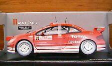 PEUGEOT 307 WRC #5 RALLYE MONTE CARLO 2004 RAUTIANEN 1/18 1:18 SOLIDO 9044.01