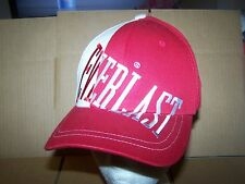 a5dbd9a257d EVERLAST FITTED HAT CAP OSFA- 7 1 2 AND SMALLER- RED