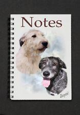 Irish Wolfhound Notebook By Starprint