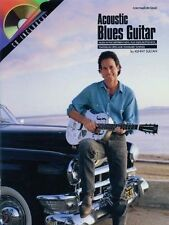 Acoustic Blues Guitar, Very Good Condition Book, Sultan, Kenny, Sulton, Kenny, I