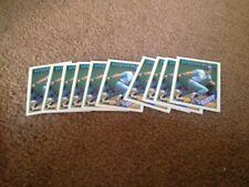10-CARD LOT: 1988 TOPPS BASEBALL GEORGE BRETT CARDS (#700)