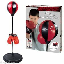 Kings PS143 Sport Boxing Punching Bag With Gloves Punching Ball