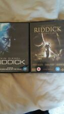 The Chronicles Of Riddick / Pitch Black / riddick box set collection sci-fi cult