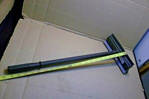 """4(FOUR)MALLORY 20"""" HANDLE WASHER SQUEEGEE WINDOW WASHER SQUEEGEE BLACK USA NEW"""
