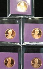 1990 S PROOF LINCOLN MEMORIAL CENT PENNY  **Free Shipping**