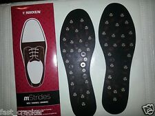 NIKKEN MSTRIDES MAGNETIC INSOLES #20211 M STRIDES SIZE 7-13 WORLDWIDE SHIPPING!