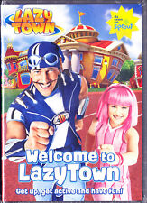 LazyTown: Welcome To LazyTown NEW