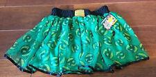 DC Comics Originals Undergirl Petticoat Tutu ROBIN Skirt Adult Costume Sz S/M