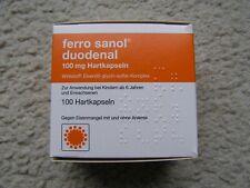 NEU - 100 Stk. Eisen Vitamine Mineralstoffe 100 mg / haltbar bis 08/2025