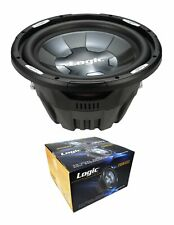 "10"" Pro Audio Sub woofer Dual voice coil 4 ohm 1000W Logic Sound Lab FSW100"