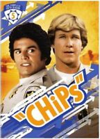 CHiPs Season 5 Series Five Fifth Larry Wilcox Eric Estrada New DVD Complete 5th