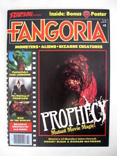 FANGORIA #2-8 SET (7 books) The Shining+ C3PO interview!