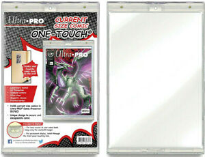 Ultra PRO Comic Book One Touch Magnetic Protector Display Holder Current Size