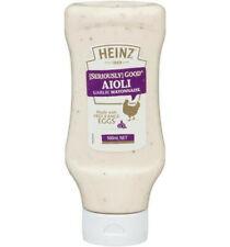 Heinz Seriously Good Aioli Squeezy 500ml