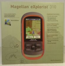 Magellan eXplorist 310 Pre Loaded World Maps North America GPS Waterproof Hiking