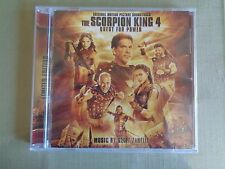 The Scorpion King 4 Quest For Power Original Soundtrack CD 2014 1 of 1500 made