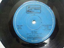 "GEET SONGS BINA DEVI LILY DEVI MARWARI RAJASTHANI rare EP 7"" RECORD 45 vinyl VG-"
