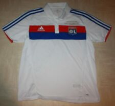 *MAILLOT pour la FINALE Coupe de la LIGUE 2012 OL LYON V OM / Olympique Lyonnais