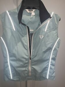 Pearl Izumi Women's Cycling Running Reflective Safety Vest M