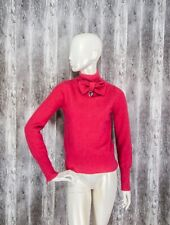 Viktor & Rolf for H&M Angor Jumper Sweater Pullover Bow Limited Edition size S