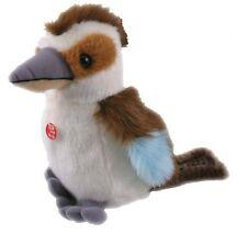 Kookaburra  (with Sound chip) -  Born Wild Plush Toy 18cm