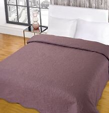 Édredons et couvre-lits lavable en machine roses, pour chambre