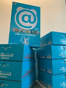 Medicom Bearbrick Series 41 S41 Full box Unopened Be@rbrick Case of 24pcs