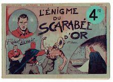 Collection JEUNESSE NOUVELLE  - S.A.G.E. - 1942 – BE