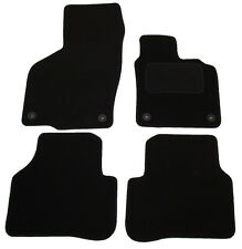 Tailored Car Mats VW Passat Round Clips 07,08,2009,2010,2011,2012,2013,2014,2015