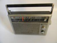 GE General Electric, TV Sound 24 HR Weather, AM/FM Radio Model 7-2940A
