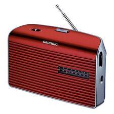 Radio portatil Grundig Grn1540 Music60red