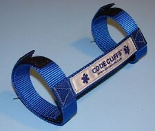 Sav-A-Jake Firefighter Paramedic Codecuffs - Blue