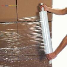 """Wrap Roll Moving Industrial Packaging Furniture Box Pallet 55 Gauge 20""""x1000 FT"""