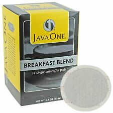 Java One Single Cup Coffee Pods Breakfast Blend 14 count