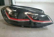 VW GOLF 7 GTI RIGHT HEADLIGHT