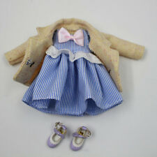 "3PCS Takara 12""Blythe Doll Factory The New Winter Outfits Dress"