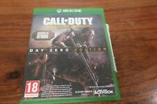 CALL OF DUTY ADVANCED WARFARE  - DAY ONE EDITION     ----- pour XBOX ONE