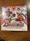 2021+Topps+MLB+Bowman+Baseball+Trading+Cards+MEGA+Box+Factory+Sealed