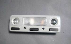BMW E39 Grey Interior Maplight Dome Light 96-03 525i 528i 540i M5 E38 740iL 740i