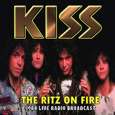 KISS New Sealed 2017 UNRELEASED LIVE 1988 NEW YORK CITY CONCERT CD