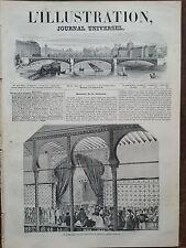 L'ILLUSTRATION 1844 N 84 GRAND BAL AU COLLEGE D'ALGER- LE MARECHAL BUGEEAUD