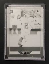 2016 Panini Playoff 1/1 Nate Sudfeld Rookie RC Printing Plate Eagles