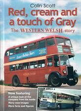 More details for red, cream and a touch of gray, the western welsh story, co scott, bryngold 2019
