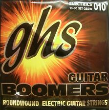 GHS gbzw Cuerdas de guitarra eléctrica Zakk Wylde Juego 010-060