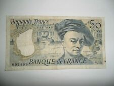 BANCONOTA 50 FRANCHI FRANCIA 1979 SPL