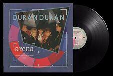 Duran Duran Arena Vinyl LP 1984 Original UK Album Parlophone - DD2