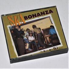 """SKA BONANZA: THE STUDIO ONE """"SKA"""" YEARS - 2  x CD FatBox - VGC -  41 rarities!"""