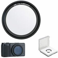 JJC L39 Ultra Slim Multi-Coated UV Filter for Ricoh GR III and GR II Camera 39mm